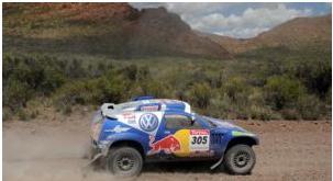 El Dakar volverá a la Argentina y Chile en 2010