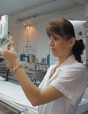 Vacantes en la Tecnicatura de Enfermería