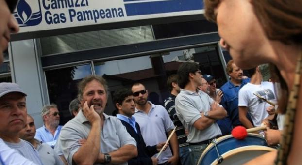 """Camuzzi advirtió que atraviesa una """"situación financiera delicada"""""""