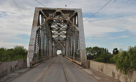 Mañana cerrarán el Puente Ferrocarretero