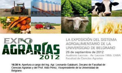 Expo Agrarias 2012
