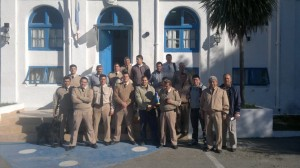 Prefectos de Patagones se acoplan al reclamo nacional por los descuentos