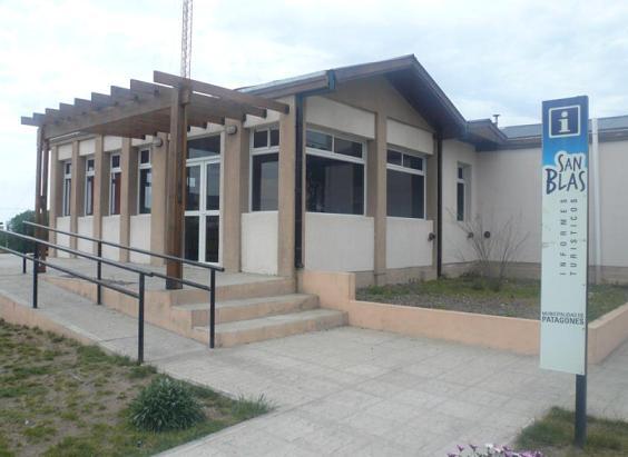 Atención de Oficina de Informes Turísticos en San Blas