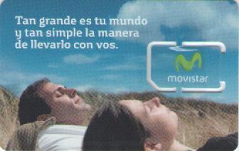 Llegaron los chip´s de Movistar -espacio de publicidad-
