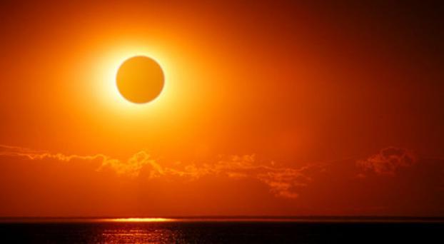 Vea el eclipse solar por la web