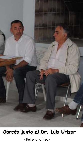 El intendente Garcés confirmó al doctor Luis Urizar como nuevo Secretario de Salud de Patagones
