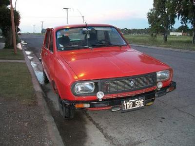Se vende Renault 12 -Aviso Clasificado-
