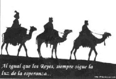 Mañana llegan Los Reyes Magos a Stroeder