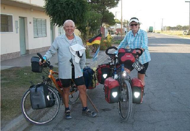 Helmut y Verena pasaron por Stroeder