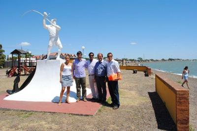 El Secretario de Turismo de Buenos Aires visitó Bahía San Blas