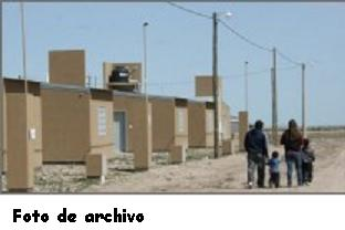 Comenzarán a construir las 35 viviendas de Stroeder