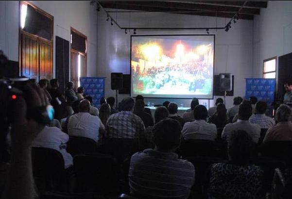 Presentan la Fiesta de la Soberanía Patagónica