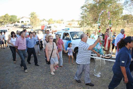 Este fin de semana Bahía San Blas conmemora su fiesta Patronal