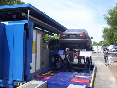 Verificación Técnica Vehicular en Patagones