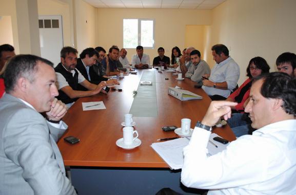 Importante reunión por el desarrollo ostrícola en Patagones
