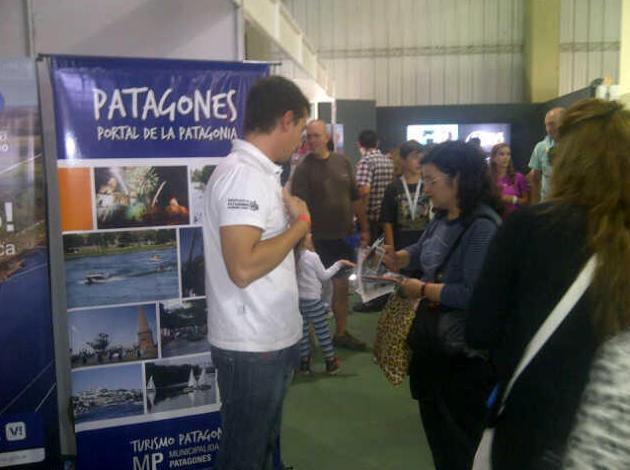 Turismo Patagones participó de la FISA 2013