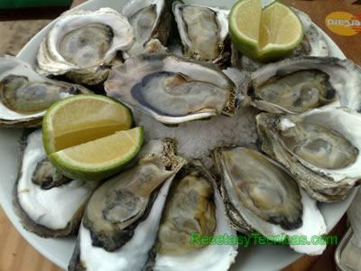 Continúa la veda para la extracción, comercialización y consumo de ostras en Los Pocitos