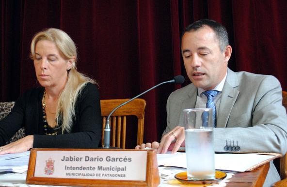 El intendente Garcés inauguró el periodo de sesiones del Concejo Deliberante