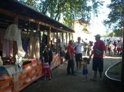 El domingo se podrá disfrutar del paseo de artesanos en Carmen de Patagones