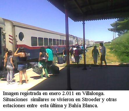 Garcés realiza gestiones para la restitución del servicio de tren a Patagones