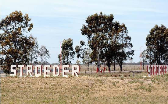 Darán requisitos para puesteros del centenario de Stroeder