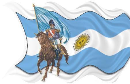 Acto oficial por el Día de la Bandera en San Blas