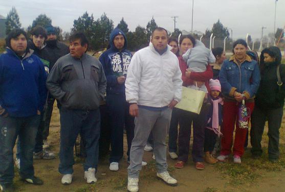 Vecinos reclaman terrenos en la delegacion municipal de Villalonga