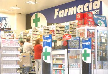 Las farmacias sólo podrán vender medicamentos y cosméticos