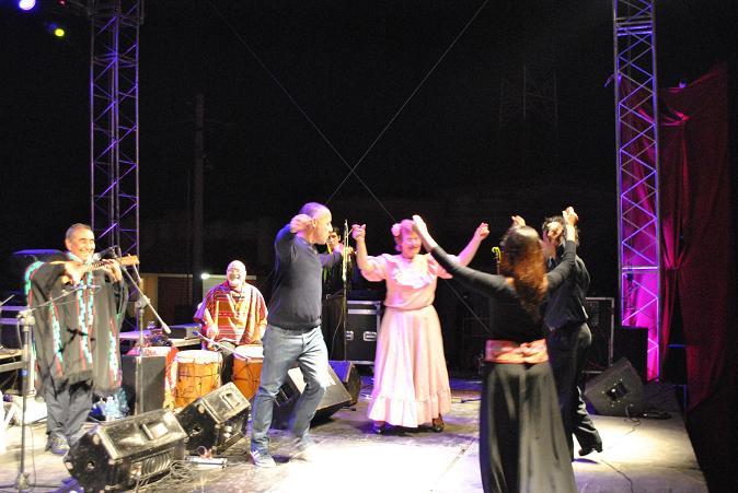 Jaime Torres brilló en la Fiesta Centenario de Stroeder