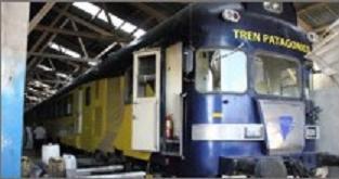 Locomotora rota: Tren Patagónico suspendería el servicio de Pasajeros