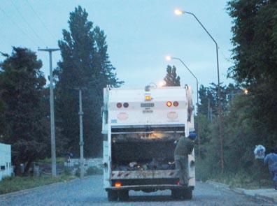 Horarios de recolección de residuos