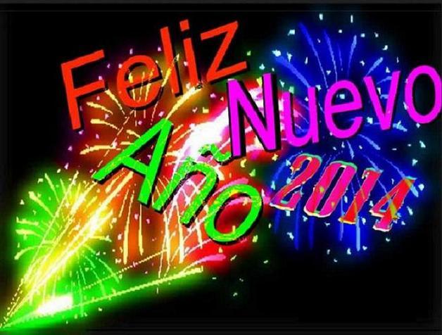 Feliz y próspero Año Nuevo