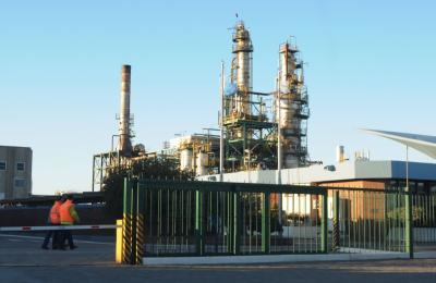 Petrobras volvió a poner el cartel de venta a su refinería de Bahía Blanca