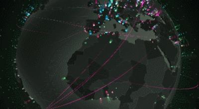 Ahora la ciberdelincuencia se ve en tiempo real