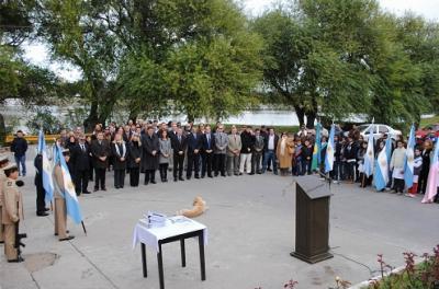 Programa Oficial  Aniversario Comarca Carmen de Patagones – Viedma