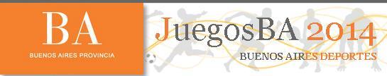 Inscriben para Juegos Bonaerenses