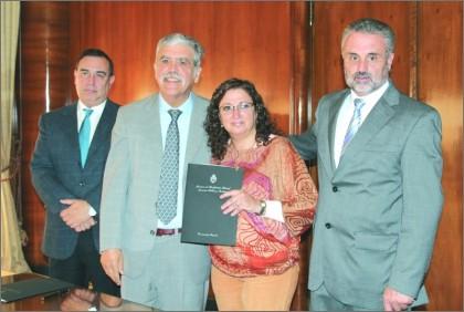 Curetti firmó el convenio para el inicio de obra de la ampliación del gasoducto Patagones-Villarino