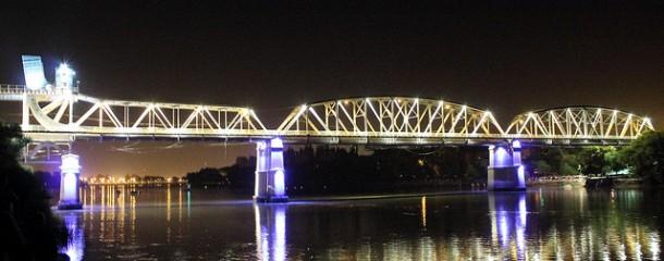 Interrupción del  tránsito en el Puente Ferrocarretero