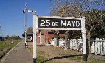 25 de Mayo recupera el tren de pasajeros a Buenos Aires