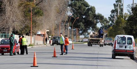 Se intensifican los controles de tránsito en la ciudad