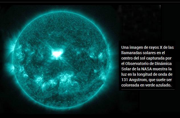Dos tormentas solares están afectando a la Tierra