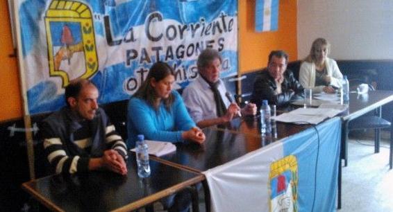 Opositores peronistas a Curetti lanzan la Corriente de Opinión Política