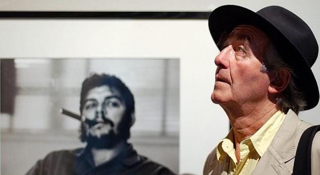 Murió el autor de una icónica foto del 'Che'